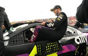 Guest column: Jimmie Johnson on NASCAR's pause, return during his ...