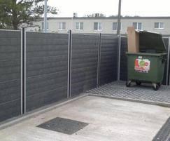 Plastic Fencing Manufacturers External Works
