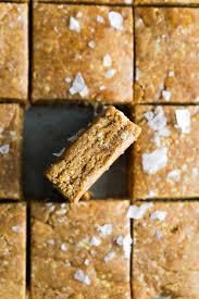 easy homemade protein bars no bake