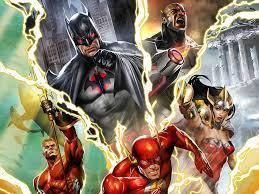 dc ics justice league superheroes