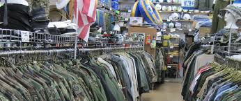military surplus in the bay area