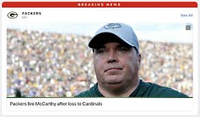 Mike McCarthy fired after 13-seasons ...