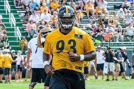 Steelers re-signed DT Daniel McCullers... - Here We Go Steelers ...