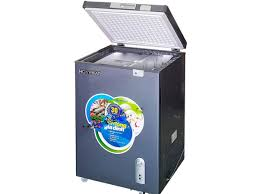 Tủ đông mini Hòa Phát HCF 106S1ĐSH 100 lít dàn đồng - META.vn