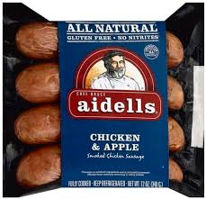 aidells en apple smoked en
