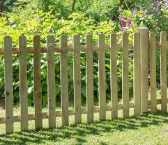 Forest Heavy Duty 6 X 3 Ft Pale Fence Panel Gardensite Co Uk