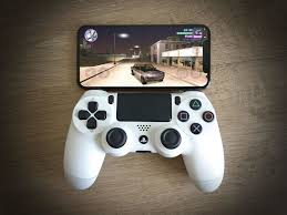 ps4 controller to your iphone