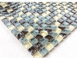 bathroom glass mosaic tiles glass