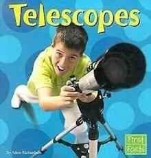 Telescopes Hardcover Adele Richardson | eBay