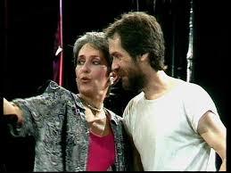Joan Baez & Ivan Hoffman, Bratislavská lyra 1989 - Aktuálně.cz