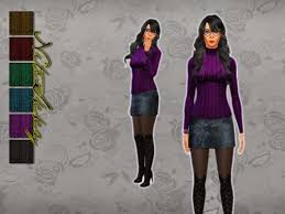 my sims 4 blog turtleneck sweaters for