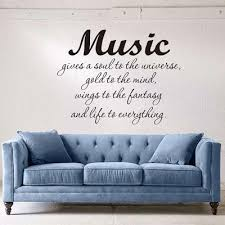 Buy Music Wall Quotes At Affordable Price From 3 Usd Best Prices Fast And Free Shipping Joom