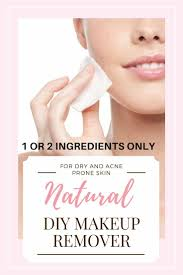 diy makeup remover 1 or 2 natural