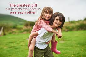siblings quotes to help celebrate national sibling day