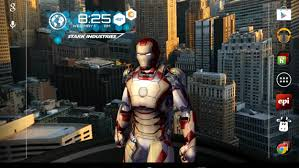 iron man 3 live wallpaper would make