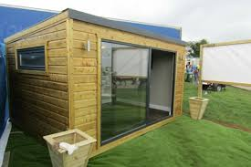 Garden Rooms Garden Offices Bespoke Garden Buildings in Finglas ...