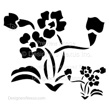 fl clip art vector flower graphics