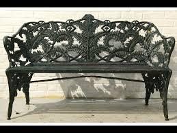 paint for cast iron garden furniture