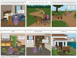 Comic Strip 2 Storyboard por katcurry