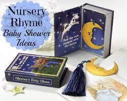 nursery rhyme baby shower ideas aa