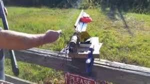 hjemmelavet lerduekaster autolader test