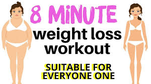 weight loss workout quick home