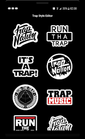 trap stickers for android apk