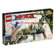 Mua LEGO NINJAGO Movie Green Ninja Mech Dragon 70612 Ninja Toy ...