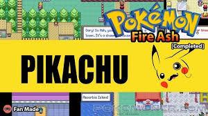 pokemon fire ash walkthrough