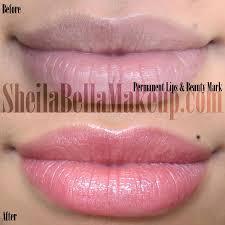 lips sheila bella permanent makeup