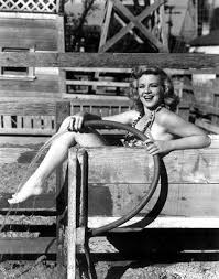 Claire Trevor - World War II Pin Up Girl and Actress
