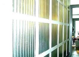 garage wall panels installing