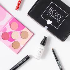 monthly box of makeup sles