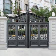 Affordable And Modern Backyard Fence Design Ideas 22 House Gate Design Steel Gate Design Gate Design