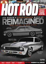 hot rod april 2019 issue