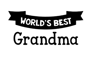 World S Best Grandma Grandpa Vinyl Car Decal Car Window Decal Laptop Decal Bumper Sticker 145 Wish