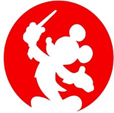 Mickey Mouse Disney Disneyland Decal Sticker Vinyl Logo Car Truck Yeti 12 Colors Ebay