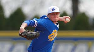 Aaron Mitchell - Baseball - Spalding University Athletics