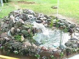 small backyard ponds fish pond ideas