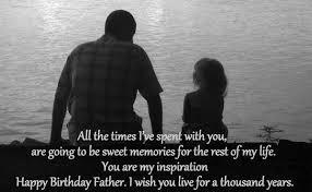 whatsapp birthday status for dad father best birthday wishes
