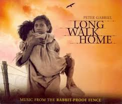 Long Walk Home Music From The Rabbit Proof Fence By Peter Gabriel Album Virgin Reviews Ratings Credits Song List Rate Your Music