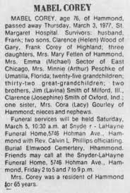 Mable Smith Obituar complete - Newspapers.com
