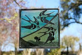 panels for stained glass by debra