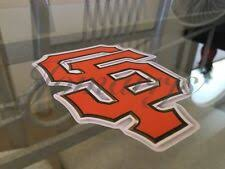 Sf Giants Decal Products For Sale Ebay