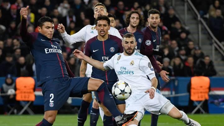 Resultado de imagen para Paris Saint Germain – Real Madrid