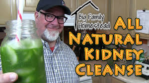 natural kidney cleanse drink raw you