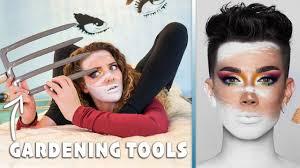 james charles makeup tutorial w