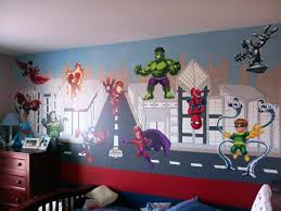 Marvel Superhero Wall Decals Uk Target South Africa Art Girl Canada Giant Vamosrayos