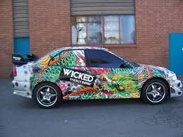 Car Wraps Vehicle Wraps Full Wrap Partial Wrap Spot Decal
