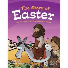 The Story Of Easter - (Spark Bible Stories) By Martina Smith (Hardcover) :  Target